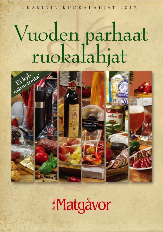Karins Matgåvor <br>2017