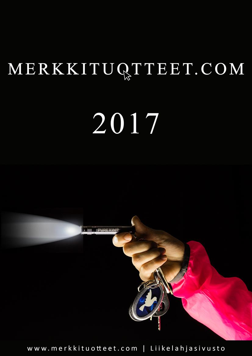 Merkkituotteet <br>2017
