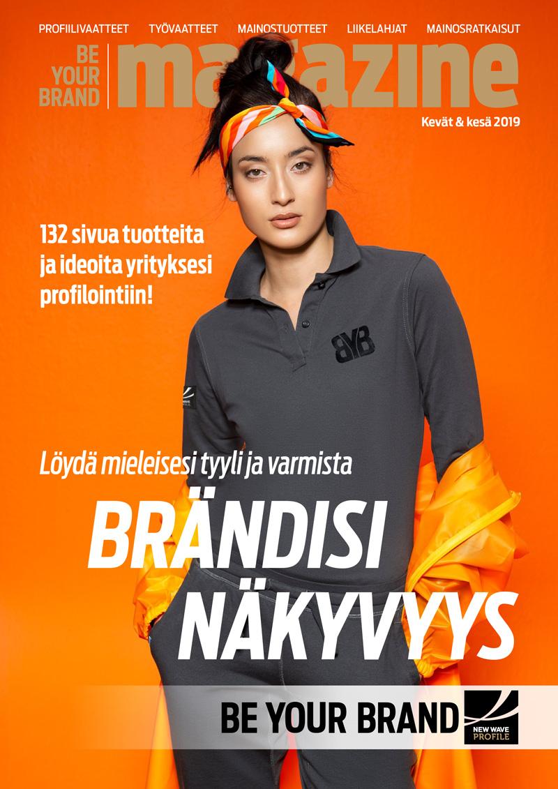 Be Your Brand Magazine Kevät/Kesä 2019